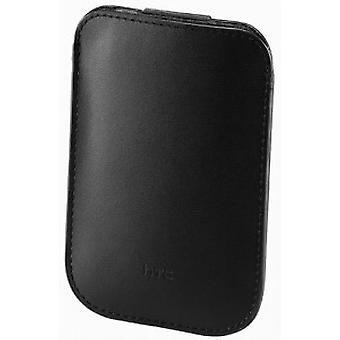 HTC PO S530 Leather Pouch Case for HTC Wildfire, Smart, HDmini