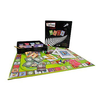 TeReo Tereo Inglés Board Game (Toys , Boardgames , Knowledge)
