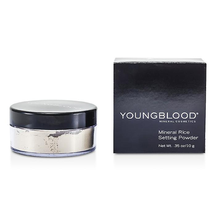Youngblood Mineral Rice Setting Loose Powder - Light 10g/0.35oz