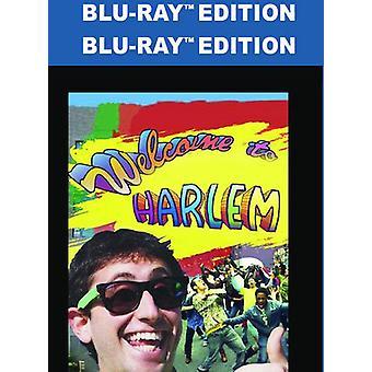 Velkommen til Harlem [Blu-ray] USA import