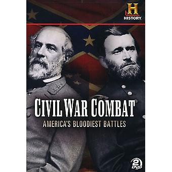 Civil War Combat [DVD] USA import
