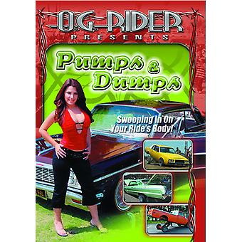 Og Rider: Pumper & lossepladser [DVD] USA importerer