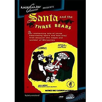 Importación de Santa y los E.e.u.u. tres osos [DVD]
