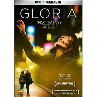 Gloria [DVD] USA import