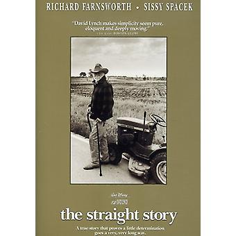 Straight Story [DVD] USA importeren