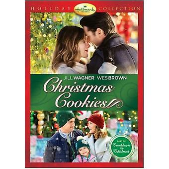 Christmas Cookies [DVD] USA import