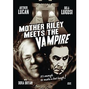 Mother Riley Meets the Vampire [DVD] USA import