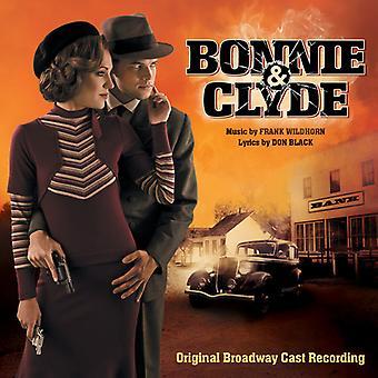 Cast Recording - Bonnie & Clyde [CD] USA import