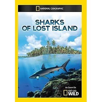Haie der Lost Island [DVD] USA importieren