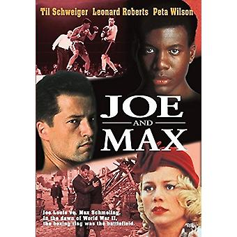 Joe & Max [DVD] USA import