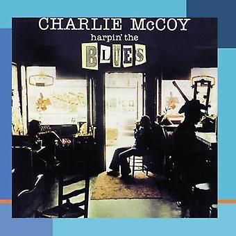 Charlie McCoy - Harpin' Blues [CD] USA Importer