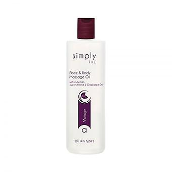 Simply THE Face & Body Massage Oil