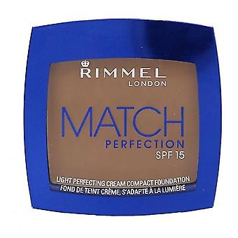 Rimmel Perfect Match Stiftung kompakte Bronze