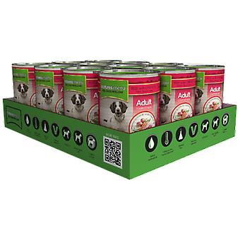 Natures:menu Dog Beef & Chicken (Dogs , Dog Food , Wet Food)
