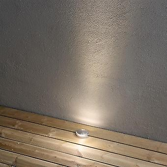 Konstsmide Recessed Ground Light For Path And Wall Light Up