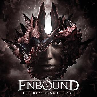Enbound - sværtede hjertet [CD] USA importerer