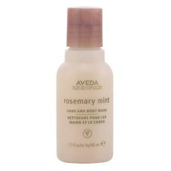Aveda Rosemary Mint Hand & Body Wash 50ml