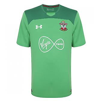 2017-2018 Southampton Home Goalkeeper Shirt