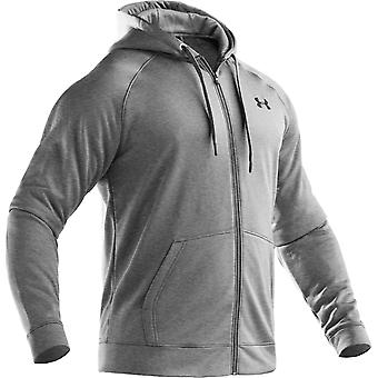 SOUS ARMOUR Armour Fleece Full Zip Hoody [gris]