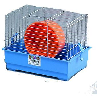 Mgz Alamber Hamster Cage 10 (Small animals , Cages and Parks)