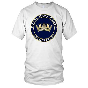 Royal Navy Rugby Association Ladies T Shirt