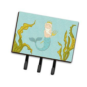 Carolines Treasures  BB8542TH68 Neptune Merman Leash or Key Holder