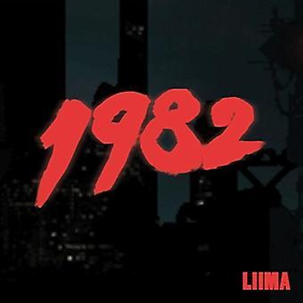 Liima - 1982 [CD] USA importerer