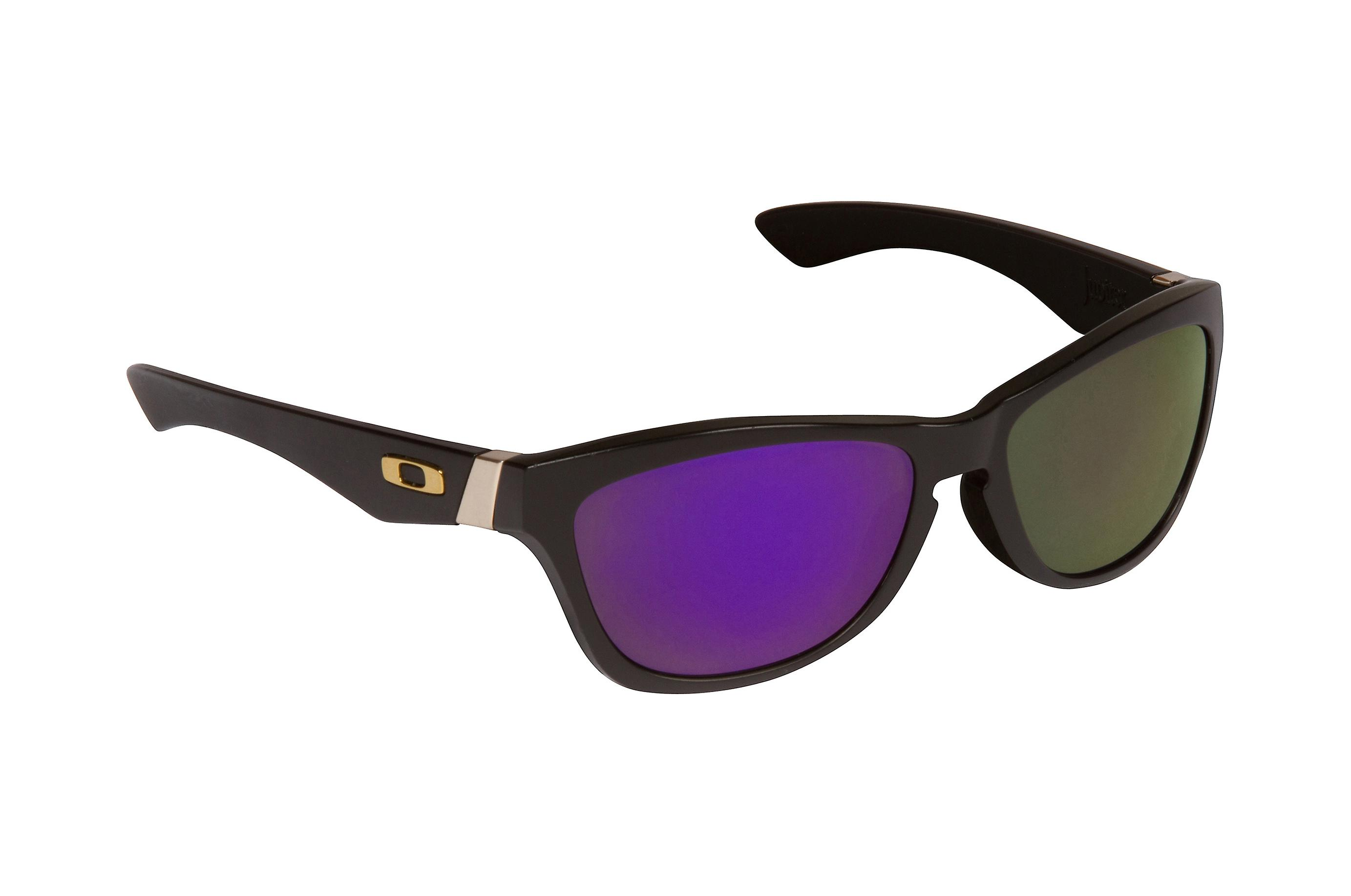 Best SEEK Replacement Lenses for Oakley Sunglasses JUPITER Grey Purple Mirror
