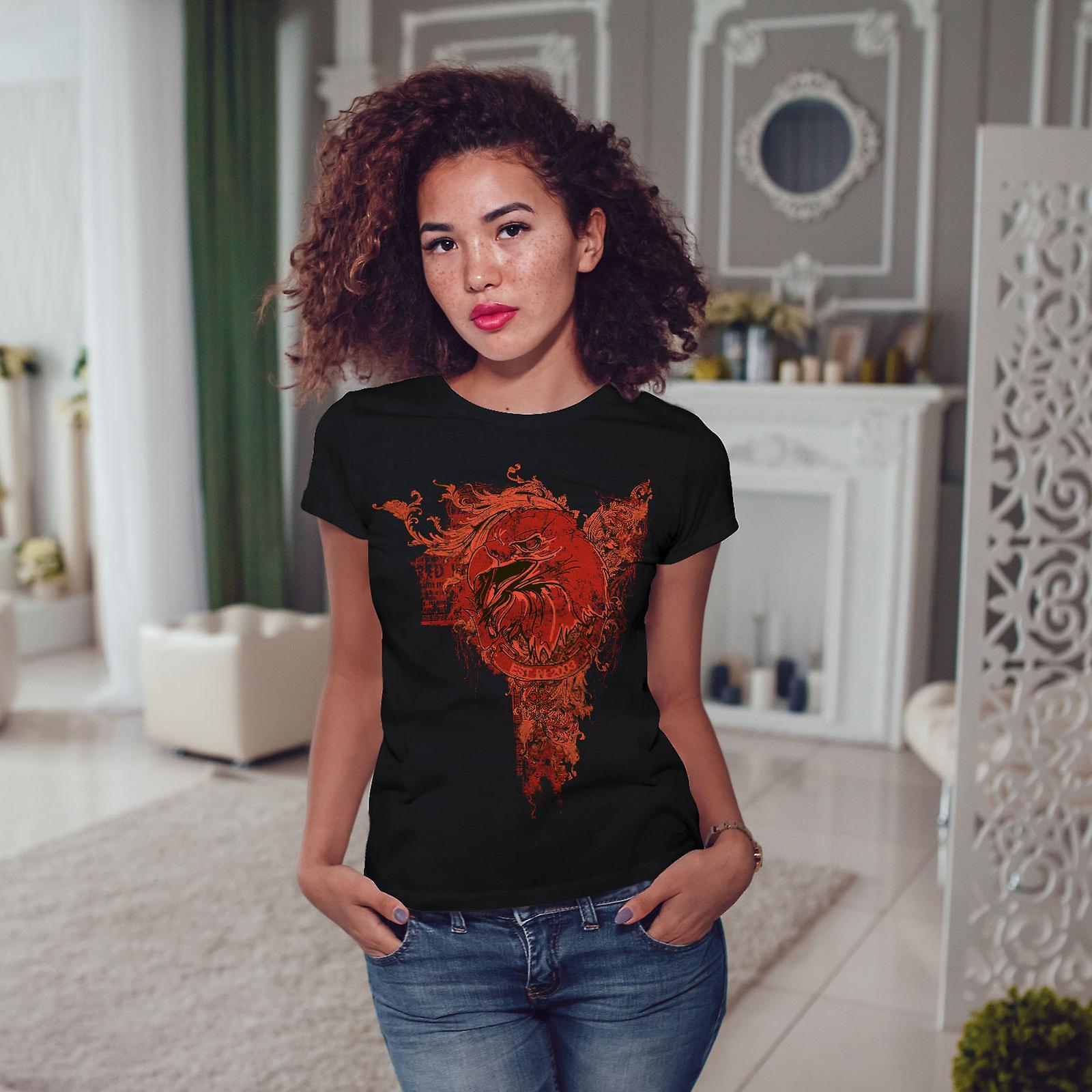 Grim Reaper mort BlackT-chemise femme | Wellcoda