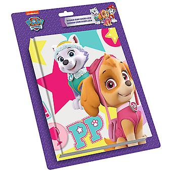 Import Led Diary Skye Paw Patrol (Babies and Children , Toys , School Zone)
