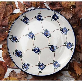 Dessertteller / Kuchenteller, Ø 20 cm, Tradition 8, polonaise poterie - BSN 1214