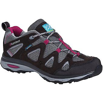 Karrimor Womens/Ladies Isla Waterproof Lightweight Comfy Walking Shoes