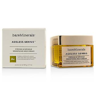 Bareminerals Ageless Genius Firming & Wrinkle Smoothing Neck Cream - 50g/1.7oz