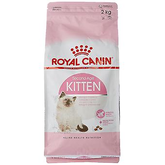 Royal Canin Cat Kitten aged 4 to 12 months old Food 36 Dry Mix 2 kg
