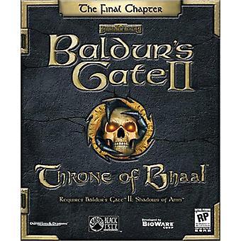 Baldurs Gate 2 Expansion Thron des Bhaal