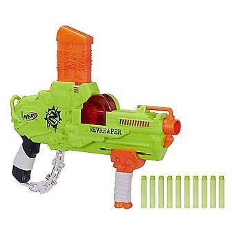Nerf E0311EU4 Zombie Strike RevReaper Spielzeug