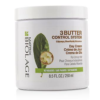 Matrix Biolage 3 Butter Control System Day Cream (For Unruly Hair) 250ml/8.5oz