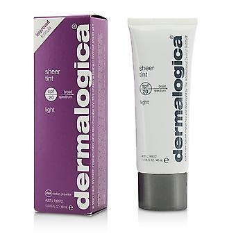Dermalogica Sheer Tint fugt SPF20 (lys) - 40ml / 1.3 oz