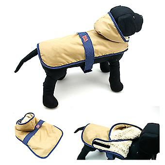 MI&DOG Abrigo Impermeable Topos T-20 (Dogs , Dog Clothes , Coats and capes)