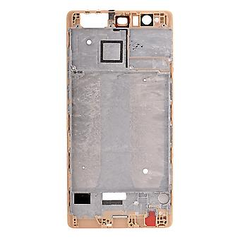 For Huawei P9 Plus - LCD Frame Bezel Plate - Gold |iParts4u