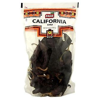 Badia California Chili Peppers