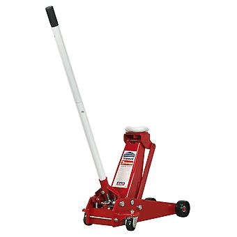 Sealey 3010Cx Trolley Jack 3Tonne Standard Chassis