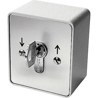 Door opener key switch Surface-mount Kaiser Nienhaus 322100