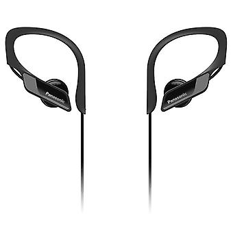 Panasonic RPBTS10EK Wireless Sports Clip Bluetooth Earphone - Black
