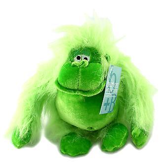 Plüsch grün Orang-Utan Hugger