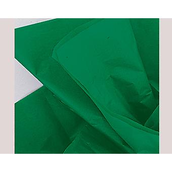 10 Sheets Tissue Paper - Green | Gift Wrap Supplies