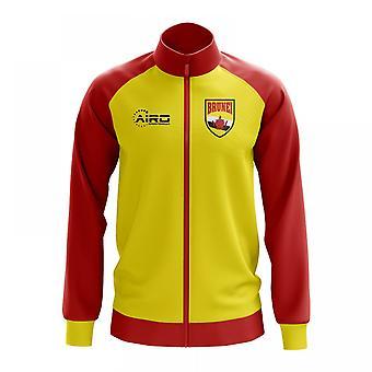 Brunei Concept Football Track Jacket (Yellow)
