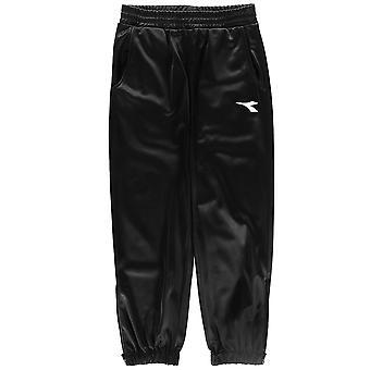 Diadora Kids Boys Johannesburg Pants Junior Sweat Lightweight Drawstring
