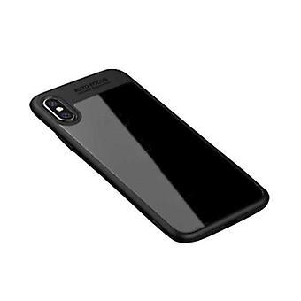 Schwarze Schutzhülle für iPhone XS Max!