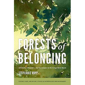 Forêts d'appartenance - identités - ethnies - et les stéréotypes en t